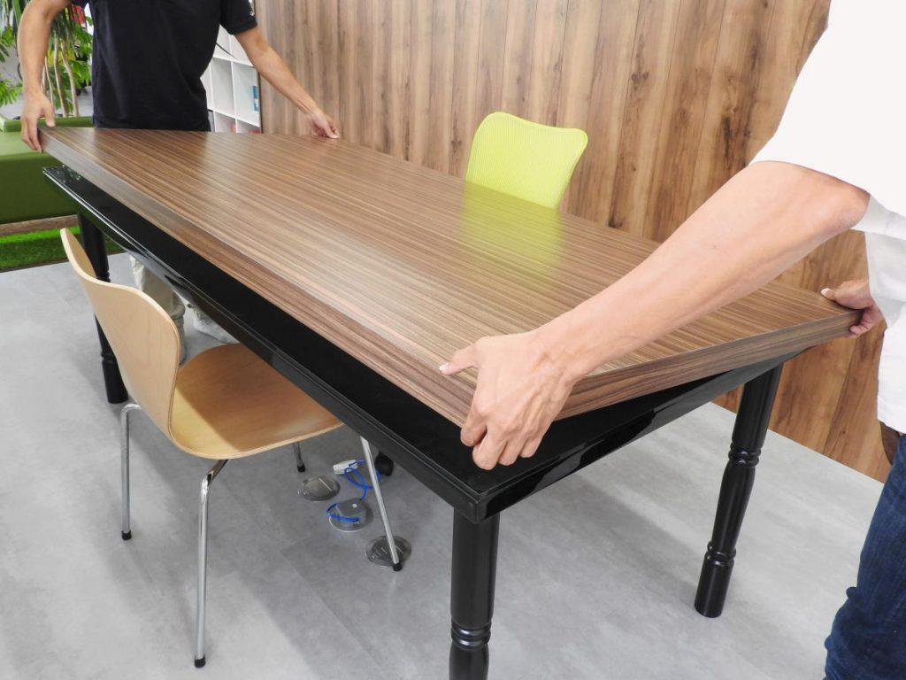 テーブルカバー3